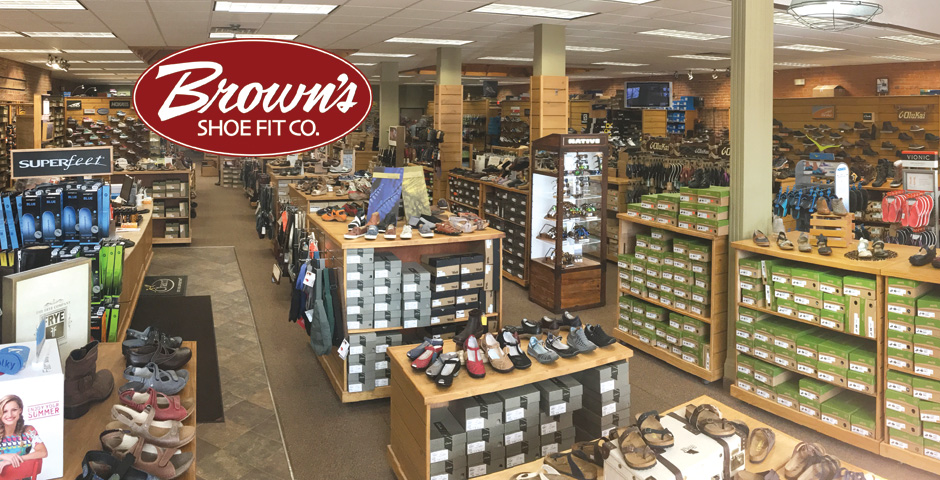 Brown's Spring Store Selection